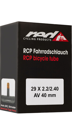"Red Cycling Products 29 Zoll Slange 29"" MTB 60-622 Svart"
